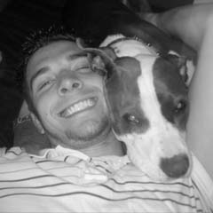 My Pit Bull, Zilii, and Myself